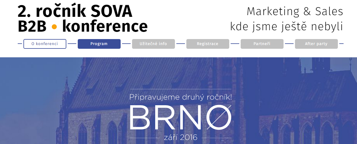 SOVA B2B Konference